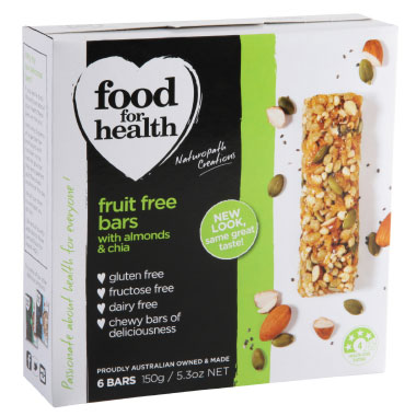 muesli bars food for health